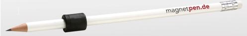 Bleistift Magnetpen neongrün | einzelnd