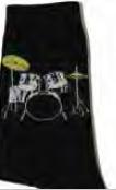 Socken Schlagzeug