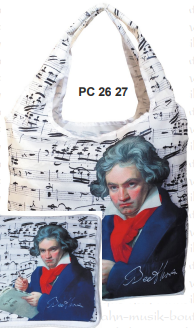 Tasche Shopping Beethoven