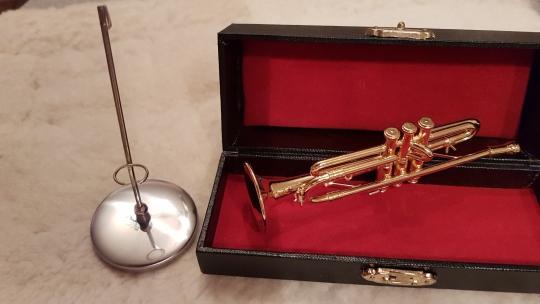 Trompete Miniatur